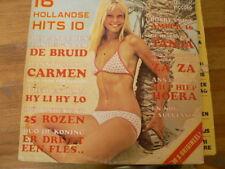 LP RECORD VINYL PIN-UP GIRL 16 HOLLANDSE HITS DEEL 10 TELSTAR PICCOLO 1973