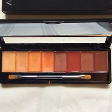 Avon eight in one lip color palette. Natural ribbons. Mirror and lip brush. New