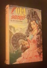 I ROMANZI DELLA ROSA BIBLIOTECA DELLE SIGNORINE L'ORA SUONO' N 115 1955