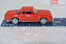 Busch 45800 HO 1/87 VW Type 2 Karmann Ghia Red C-9 Factory NIB