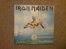 Iron Maiden ‎– Seventh Son Of A Seventh Son - Vinyl LP Album Record (1st)