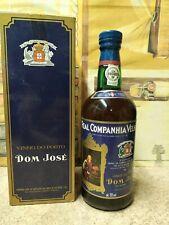 Vino Porto Real Velha Dom José  75cl 19%