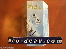 Cartouche pour FILTRE de DOUCHE - KDF pour Filtre MK803