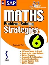 SAP Maths Problem-Solving Strategies Book 6 ( YEARS 6 & 7 )