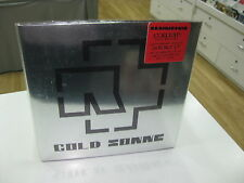 RAMMSTEIN 2 LP GOLD SONNE SILVER MIRROR COVER LIMITED EDITION 500 MADE IN CANADA