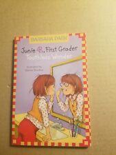 Junie B First Grader Toothless Wonder by Barbara Park 2003 Paperback GC