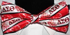 Delta Sigma Theta inc bow tie , New Women Delta pretied bowtie, Delta Sigma Thet