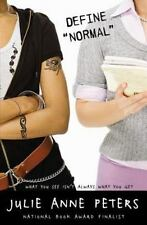Define Normal An ALA Best Book for Young Adults