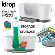 idrop Sink Caddy Drainage Storage