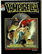 """VAMPIRELLA #15 JAN. 1972, 9.6NM  MINT """"WELCOME TO THE WITCHES COVEN"""" RARE ISSUE!"""