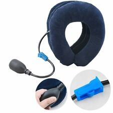 Cervical Neck Traction Device,Inflatable,Shoulder-Neck Pain Relief Brace AO SHIP