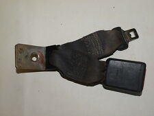 JAGUAR S TYPE 2000  REAR 0/S RIGHT SEAT BELT ANCHORS WARM CHARCOAL