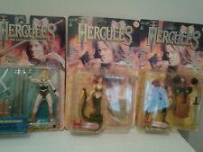 hercules the legendary journeys 3 figures unopened