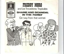 FREDDY MORO - Shame and scandal in the family
