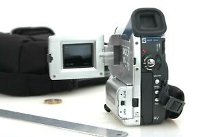 JVC MX-7000 4.1 MP Digital Video Camera Camcorder Tested & Working, cased