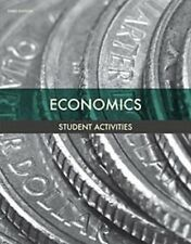 BJU Press - Economics Student Activities Manual (3rd Ed) 500561