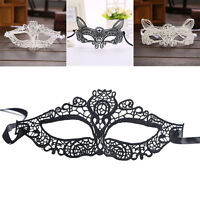 Sexy Women Lace Eye Face Mask Masquerade Party Ball Prom Fancy Dress Halloween