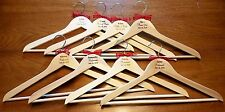 Personalized Wood Hanger Wedding Party Gift Bride Maid of Honor Bridesmaid Dress