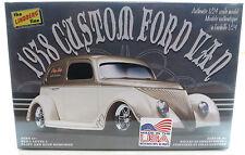 Lindberg Models 1/24 1938 Custom Ford Van HL114/12 114 Plastic Model Kit