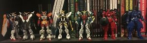 robot spirits gundam wing Collection All Complete