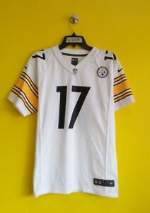 PITTSBURGH STEELERS #17 MIKE WALLACE NIKE NFL JERSEY BOYS - XL