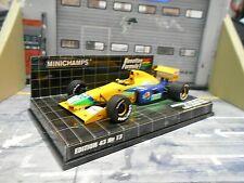F1 BENETTON Ford B191B Cosworth #19 M. Schumacher 1992 Minichamps 1:43