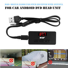 Car Android DVD Head Unit DAB+Digital Radio USB Stick Receiver w/Antenna System
