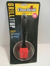 Char-Broil Silicone Basting Brush w/ Stainless Steel Bowl