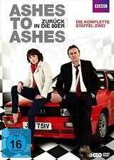 ASHES TO ASHES COMPLETE SERIES 2 DVD Brand New Sealed UK Compatible R2