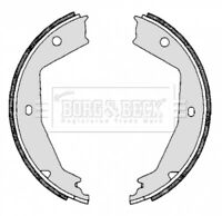 Borg & Beck Brake Shoe Set Shoes BBS6284 - BRAND NEW - GENUINE - 5 YEAR WARRANTY