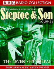 Steptoe and Son : No.6: The Seven Steptoerai by Ray Galton (Audio cassette, 1997)