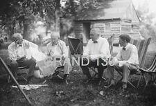 Celebrity Pictures - Henry Ford, Thomas Edison, Warren G. Harding, & H Firestone