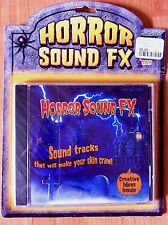 HORROR SOUND FX: HALLOWEEN HAUNTED HOUSE EFFECTS THAT WILL MAKE YOUR SKIN CRAWL!
