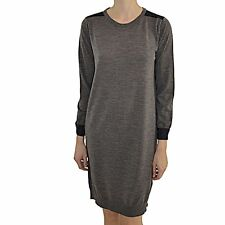 Paul Smith abito maglia, sleeved dress SIZE M