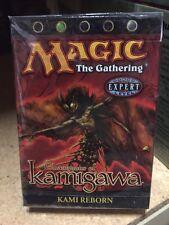 Magic The Gathering Champions Of Kamigawa Kami Reborn Deck MTG CCG TCG