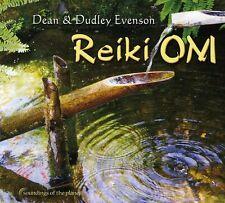 Dudley Evenson, Dudley Evenson & Dean - Reiki Om [New CD] Digipack Packaging