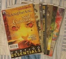 Sandman Lot Overture Vertigo Essentials Vf-Nm Vertigo Comics Uncertified