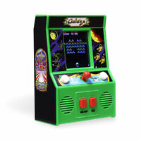 Galaga Mini Arcade Game - Classic 80's graphics & sounds Game