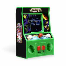 Galaga Mini Arcade Game 4c Screen Retro Play Classic 80's Graphics Sounds