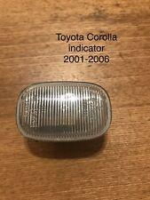 Toyota Corolla Indicator 2001-2006