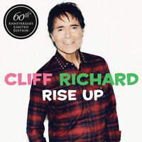 "Cliff Richard Rise Up 7"" VINYL Warner Music Entertainment 2018 NEW"