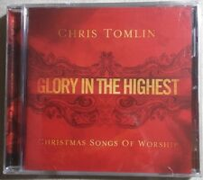 chris tomlin glory in the highest christmas songs of worship cd new