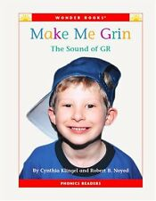 Make Me Grin: The Sound of Gr (Wonder Books Phonic
