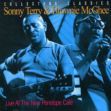 Brownie McGhee - Live at New Penelope Cafe [New CD]