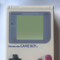 Nintendo Game Boy Classic Display Glas / Echtglas (DMG-01) / Kratzfest 405004623