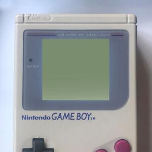 Nintendo Game Boy Classic Display Kunststoff Plastik (DMG-01) Ersatz Reparatur