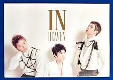 JYJ Tohoshinki - In Heaven A Ver. Official Poster New K-POP