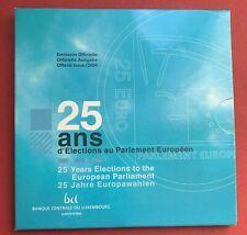 Luxembourg 25 euro 2004 (argent)  25 ans des élections au Parlement Européen