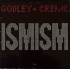 GODLEY & CREME - Ismism (LP) (VG+/F-G)