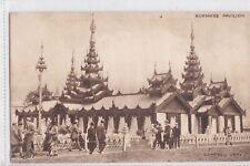 q british empire exhibition old postcard wembley middlesex london